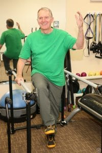 exercise with Parkinson's