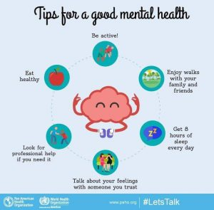 tips for good mental health